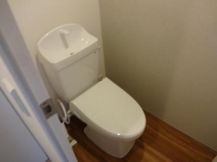兵庫県神戸市東灘区深江北町4丁目[1R/25.72m2]のトイレ