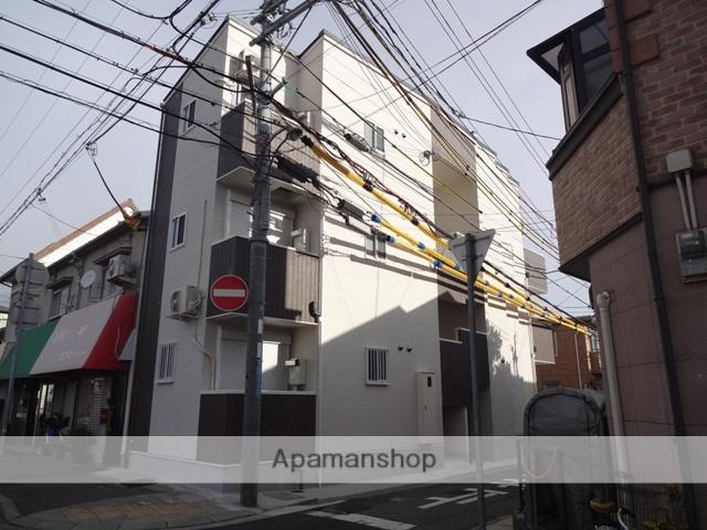 兵庫県神戸市東灘区、青木駅徒歩12分の新築 3階建の賃貸アパート