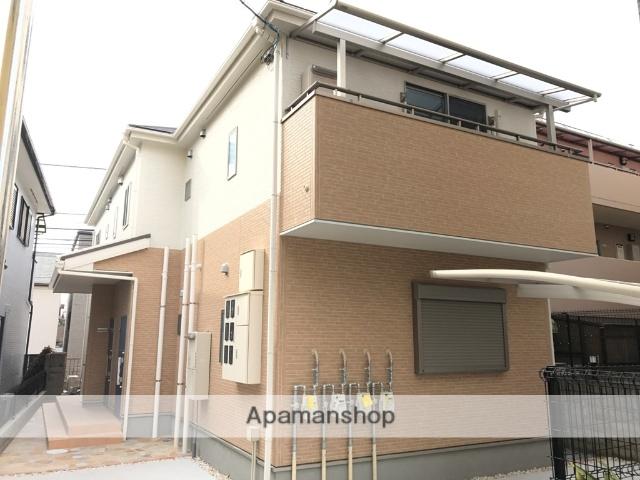兵庫県芦屋市、芦屋駅徒歩14分の新築 2階建の賃貸アパート