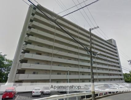 兵庫県神戸市東灘区、御影駅徒歩21分の築46年 10階建の賃貸マンション