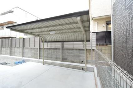 兵庫県神戸市東灘区御影中町4丁目[2LDK/93.79m2]の駐車場2