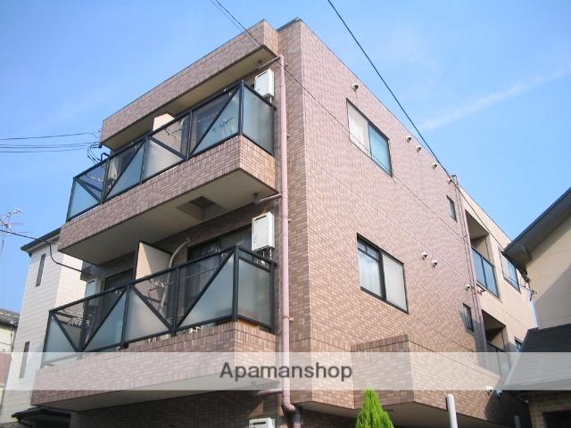 兵庫県西宮市、門戸厄神駅徒歩23分の築19年 3階建の賃貸マンション