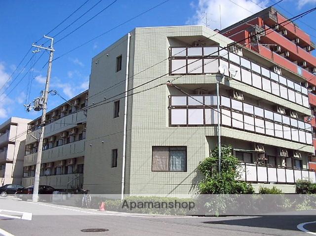 兵庫県西宮市、西宮駅徒歩14分の築27年 3階建の賃貸マンション