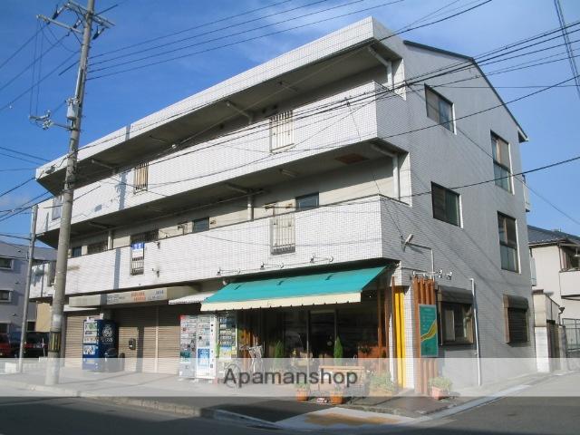 兵庫県西宮市、西宮駅徒歩9分の築29年 3階建の賃貸マンション