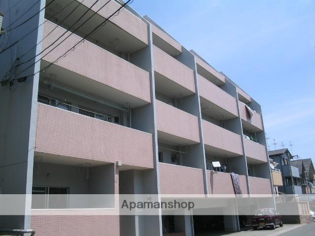 兵庫県西宮市、甲子園口駅徒歩19分の築43年 4階建の賃貸マンション