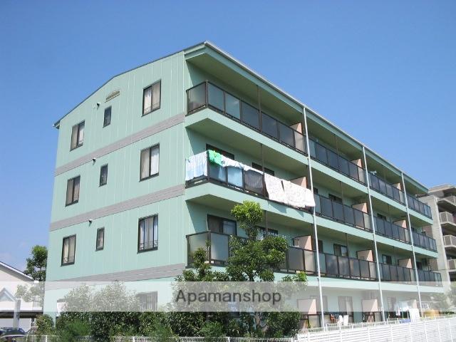 兵庫県西宮市、西宮北口駅徒歩26分の築24年 4階建の賃貸マンション