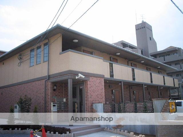 兵庫県西宮市、西宮北口駅徒歩23分の築11年 2階建の賃貸アパート