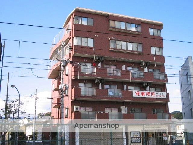 兵庫県西宮市、門戸厄神駅徒歩12分の築31年 6階建の賃貸マンション