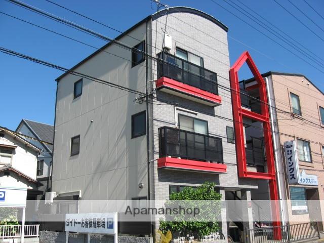 兵庫県西宮市、西宮北口駅徒歩20分の築19年 3階建の賃貸マンション