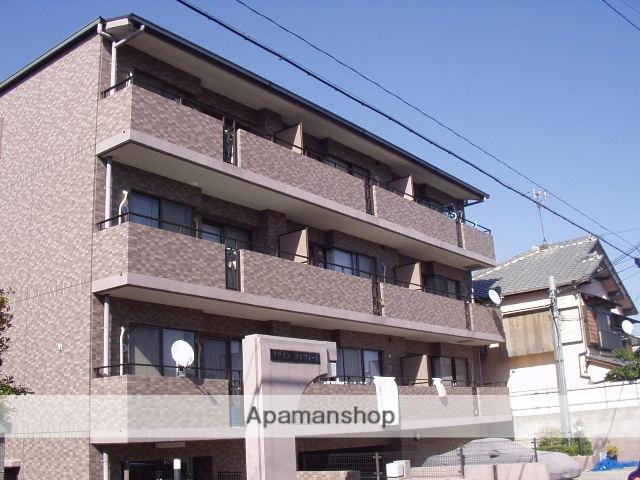 兵庫県西宮市、甲子園口駅徒歩9分の築20年 3階建の賃貸マンション