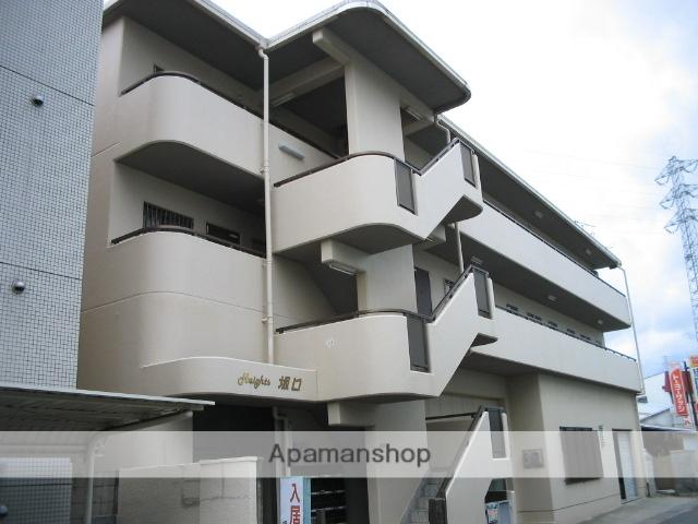 兵庫県西宮市、西宮北口駅徒歩13分の築29年 3階建の賃貸マンション