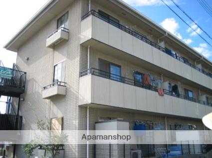 兵庫県西宮市、門戸厄神駅徒歩19分の築23年 3階建の賃貸マンション
