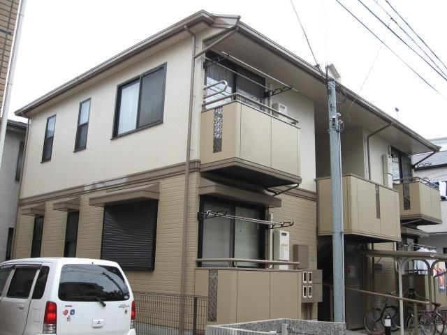 兵庫県西宮市、さくら夙川駅徒歩14分の築20年 2階建の賃貸アパート