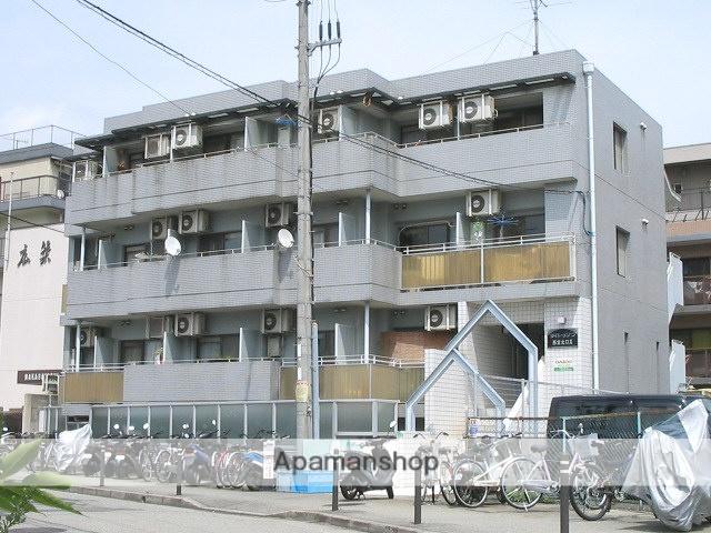 兵庫県西宮市、西宮駅徒歩13分の築28年 4階建の賃貸マンション