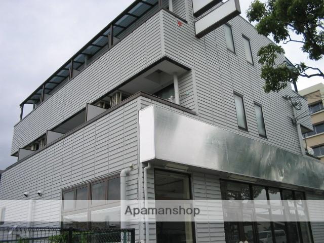 兵庫県西宮市、西宮北口駅徒歩23分の築21年 3階建の賃貸マンション