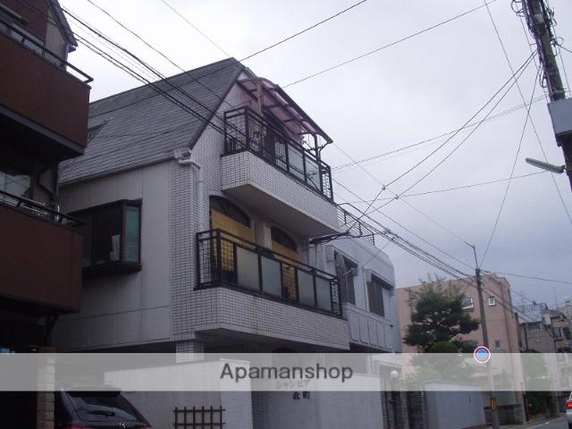 兵庫県西宮市、甲子園口駅徒歩3分の築28年 3階建の賃貸マンション