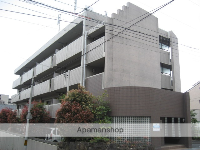 兵庫県芦屋市、芦屋駅徒歩15分の築19年 4階建の賃貸マンション
