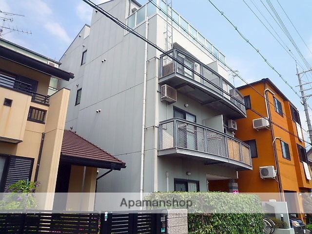 兵庫県芦屋市、芦屋駅徒歩9分の築16年 4階建の賃貸マンション