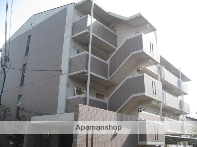 兵庫県芦屋市、芦屋駅徒歩16分の築20年 4階建の賃貸マンション