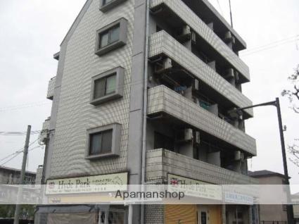 兵庫県神戸市東灘区、甲南山手駅徒歩15分の築29年 5階建の賃貸マンション
