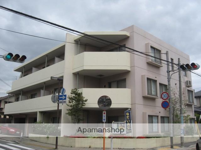 兵庫県芦屋市、芦屋駅徒歩8分の築20年 3階建の賃貸マンション