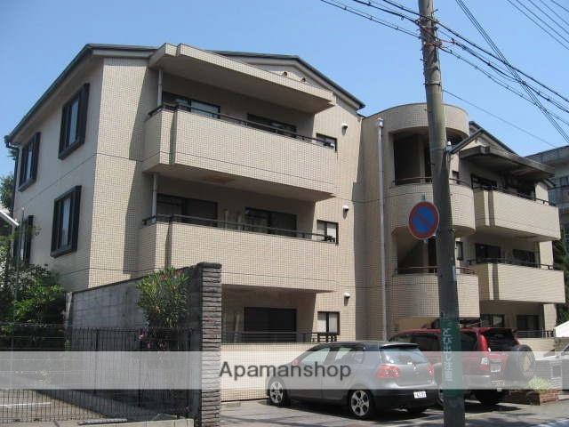 兵庫県芦屋市、芦屋駅徒歩22分の築30年 3階建の賃貸マンション