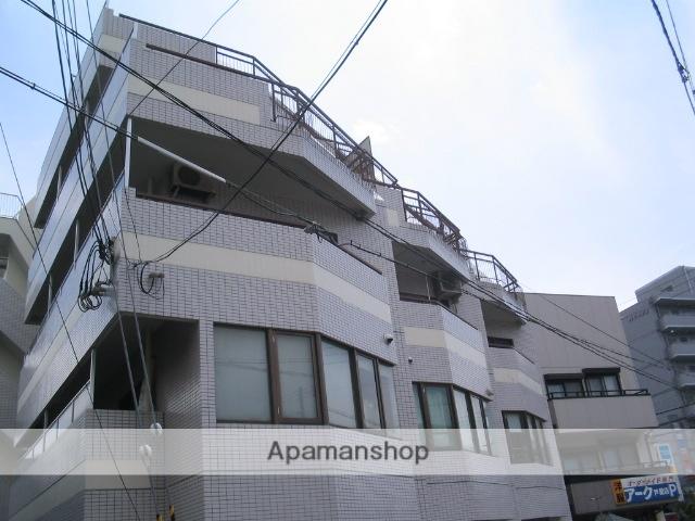 兵庫県芦屋市、芦屋駅徒歩4分の築28年 5階建の賃貸マンション