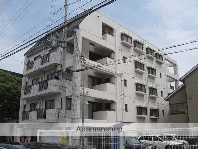 兵庫県芦屋市、芦屋駅徒歩3分の築28年 5階建の賃貸マンション