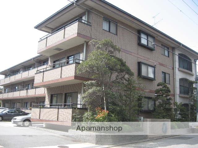 兵庫県芦屋市、芦屋駅徒歩9分の築20年 3階建の賃貸マンション