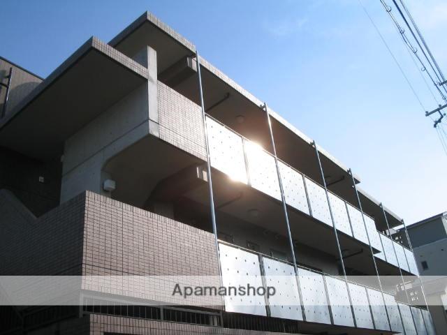 兵庫県芦屋市、芦屋駅徒歩6分の築16年 3階建の賃貸マンション