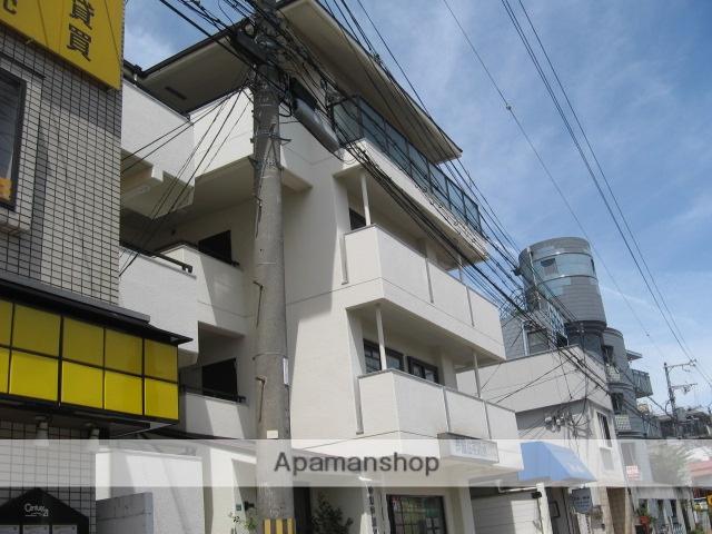 兵庫県芦屋市、芦屋駅徒歩7分の築27年 4階建の賃貸マンション