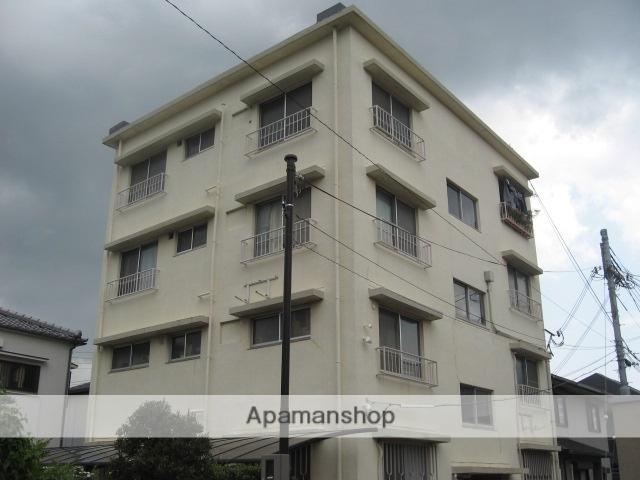 兵庫県芦屋市、芦屋駅徒歩5分の築43年 4階建の賃貸マンション