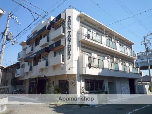 兵庫県芦屋市、芦屋駅徒歩11分の築34年 4階建の賃貸マンション
