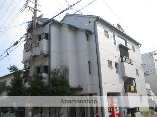 兵庫県芦屋市、芦屋駅徒歩8分の築29年 3階建の賃貸マンション