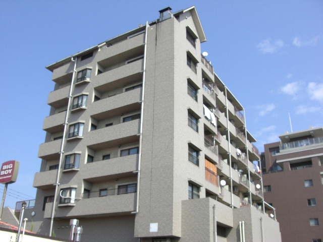 兵庫県西宮市、さくら夙川駅徒歩14分の築27年 8階建の賃貸マンション