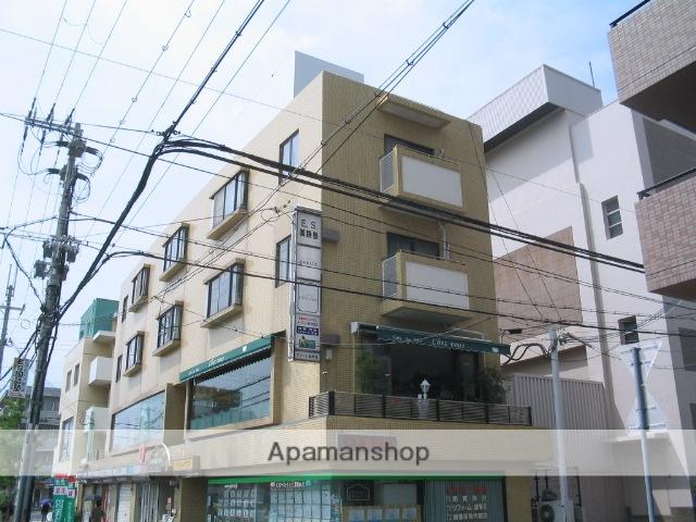 兵庫県芦屋市、芦屋駅徒歩2分の築35年 4階建の賃貸マンション