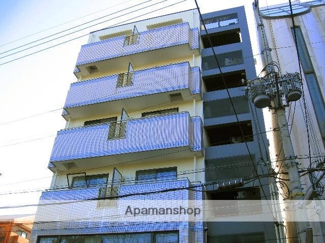 兵庫県宝塚市、宝塚駅徒歩11分の築24年 6階建の賃貸マンション