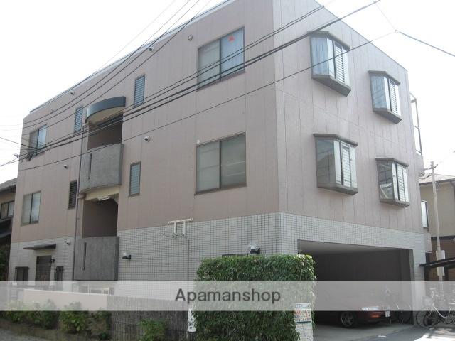 兵庫県西宮市、門戸厄神駅徒歩13分の築27年 3階建の賃貸マンション