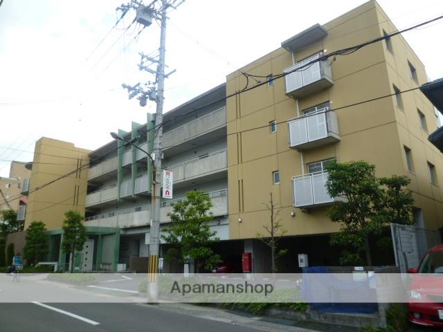 兵庫県芦屋市、芦屋駅徒歩7分の築19年 4階建の賃貸マンション