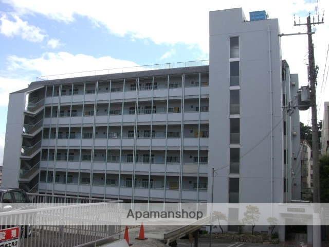 兵庫県芦屋市、芦屋駅徒歩23分の築43年 6階建の賃貸マンション