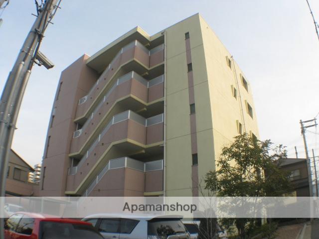 兵庫県西宮市、西宮駅徒歩8分の築12年 5階建の賃貸マンション