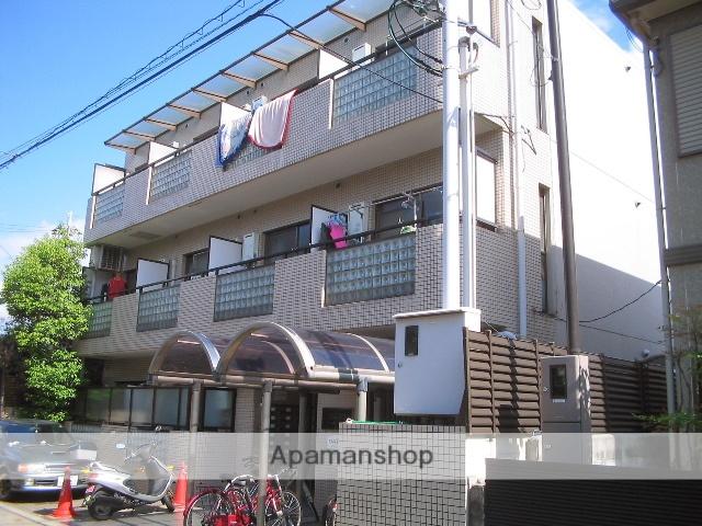 兵庫県尼崎市、猪名寺駅徒歩28分の築25年 4階建の賃貸マンション