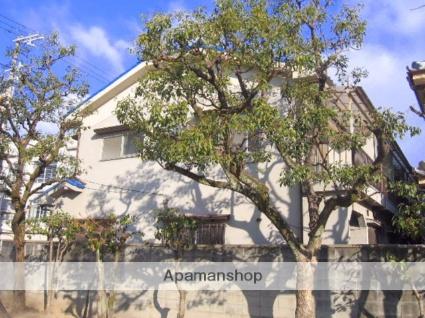 兵庫県尼崎市、立花駅徒歩18分の築44年 2階建の賃貸アパート