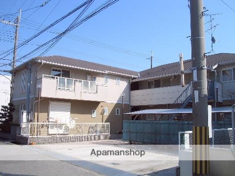 兵庫県伊丹市、猪名寺駅徒歩17分の築23年 2階建の賃貸アパート