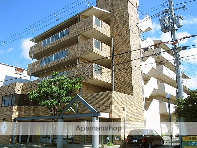 兵庫県伊丹市、稲野駅徒歩15分の築26年 5階建の賃貸マンション