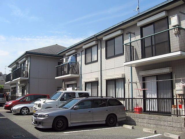 兵庫県伊丹市、稲野駅徒歩23分の築22年 2階建の賃貸アパート