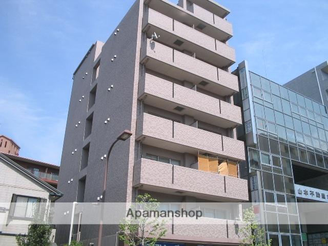 兵庫県伊丹市、伊丹駅徒歩12分の築13年 8階建の賃貸マンション