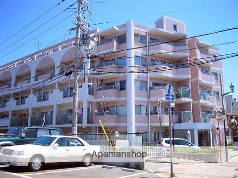兵庫県尼崎市、塚口駅徒歩6分の築27年 5階建の賃貸マンション