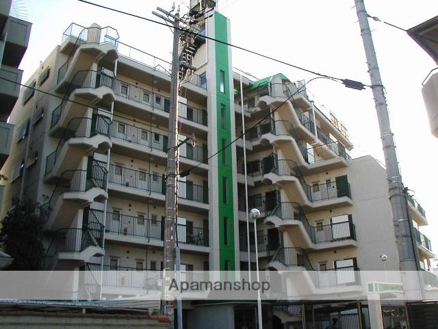 兵庫県神戸市東灘区、摂津本山駅徒歩17分の築28年 7階建の賃貸マンション