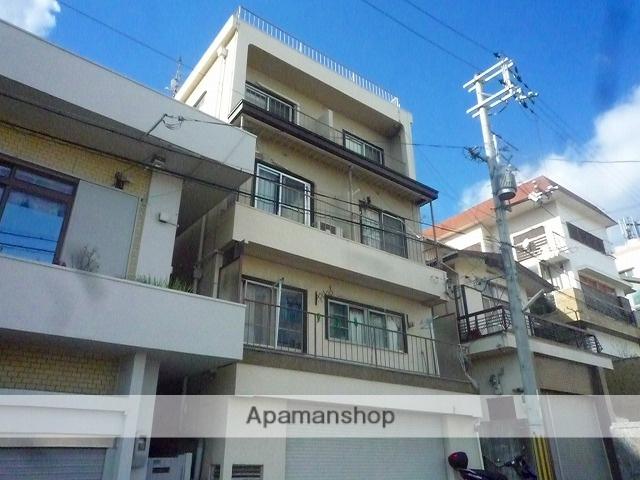 兵庫県神戸市東灘区、住吉駅徒歩20分の築46年 4階建の賃貸マンション